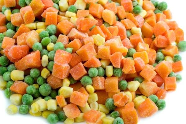 Frozen Vegtables