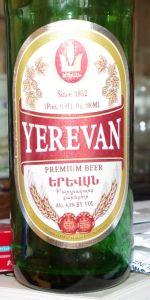 Armenian Yerevan Beer