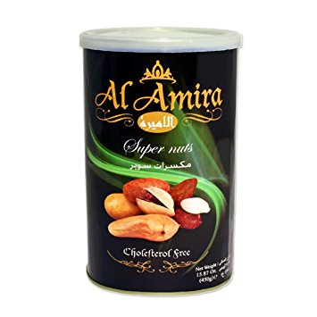 Al Amira Super Baked Mixed Nuts