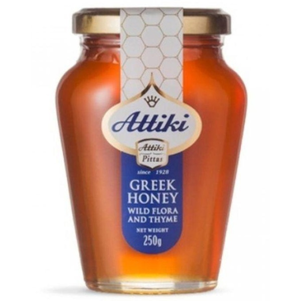 Attiki Pure Greek Honey