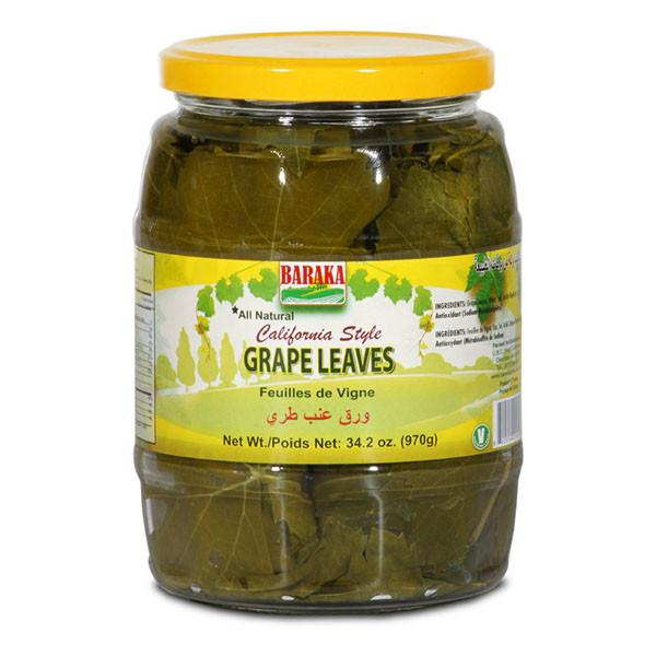 Baraka Grape Leaves