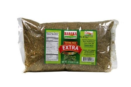 Baraka Thyme Mix Extra