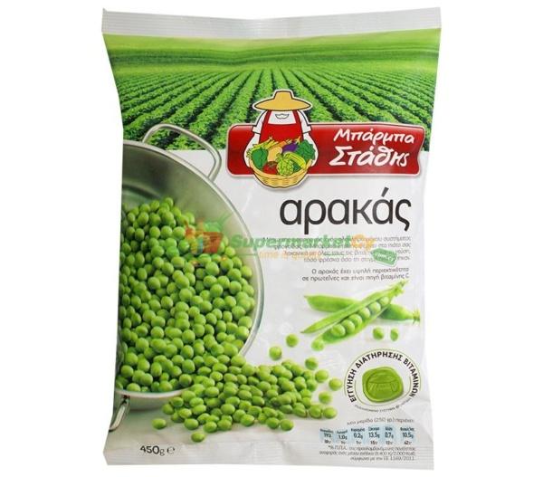 Barba Stathis Green Peas