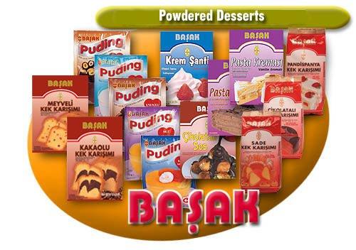 Basak Powdered Desserts