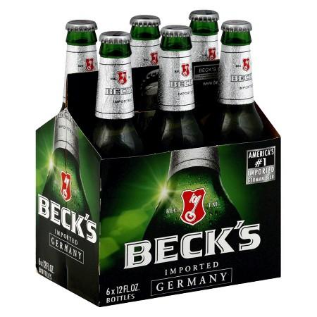 Beck's Belgium Beer