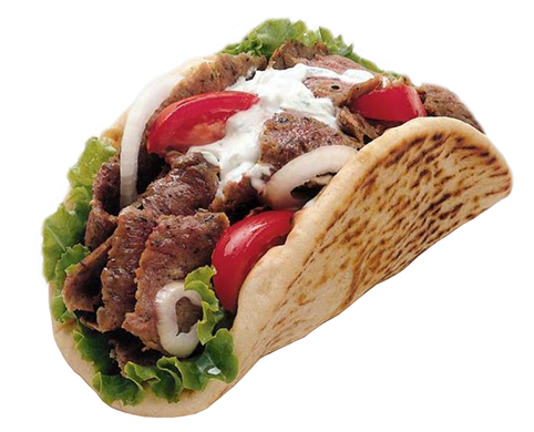 Beef and Lamb Gyro