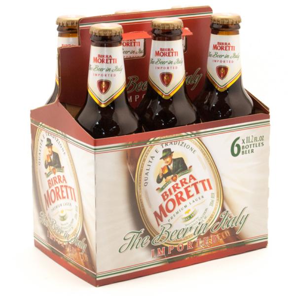 Bierra Moretti 6 Pack