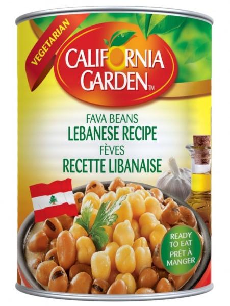 California Garden Lebanese