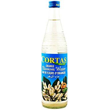 Cortas Orange Blossom Water