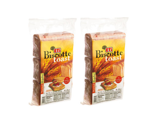 Eti Biscotte Toast Regular