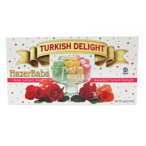 HazerBaba Assorted Turkish Delight