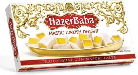 HazerBaba Mastic Turkish Delight