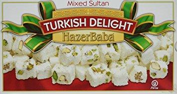 HazerBaba Mixed Sultan Turkish Delight