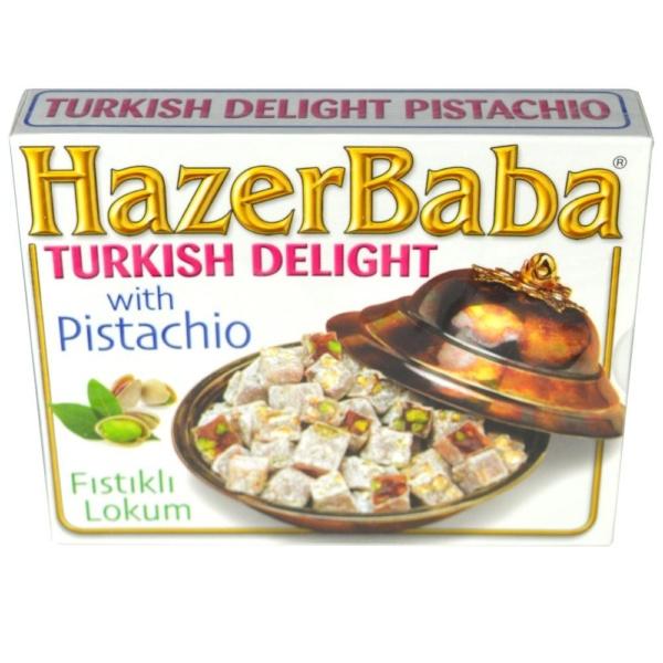 HazerBaba Turkish Delight Pistachio