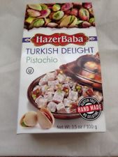 HazerBaba Turkish Delight Pistachio Small