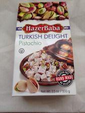HazerBaba Turkish Delight Pistachio Small