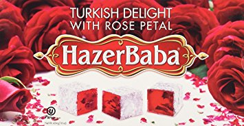 Hazerbaba Turkish Delight Rose Petal