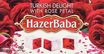 Hazerbaba Turkish Delight Rose Petal