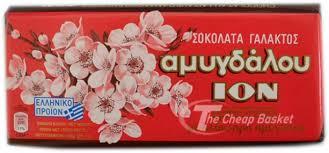 Ion Chocolate Almond