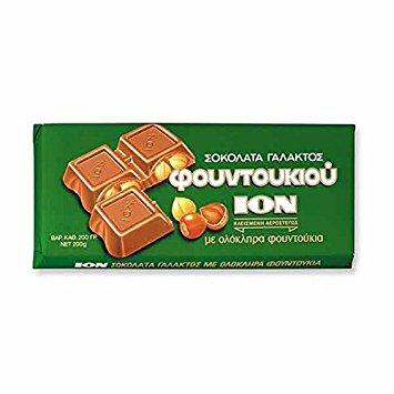 Ion Chocolate Hazelnut