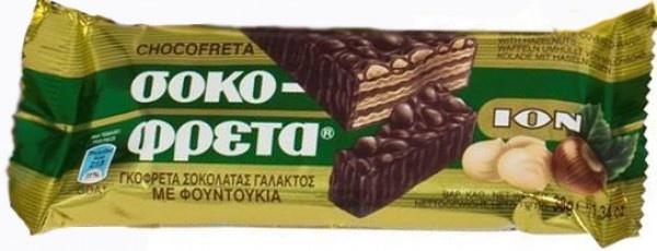 Ion Choko Freta Hazelnut