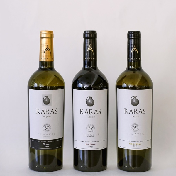 Karas Armenian Wine