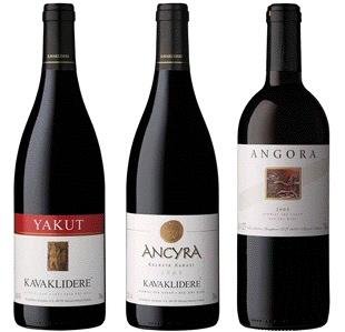 Kavaklidere Wines