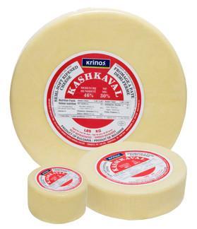 Krinos Kashkaval Cheese