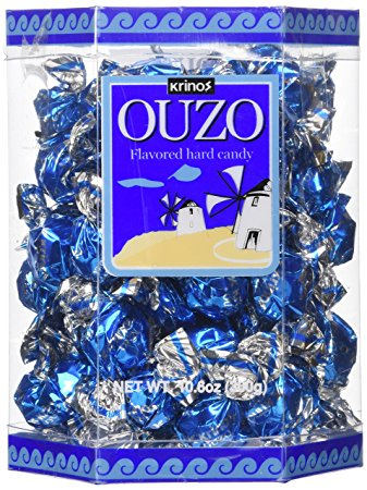 Krinos Ouzo Candy