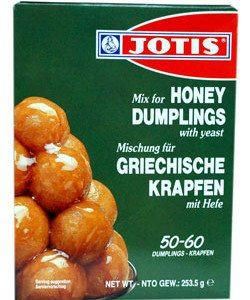 Loukoumades Honey Dumplings Mix