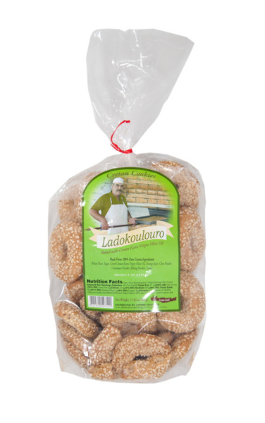 Ladokouloura Cretan Cookies