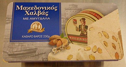 Macedonian Halva Almond