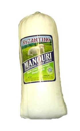 Byzantino Manouri Greek Cheese