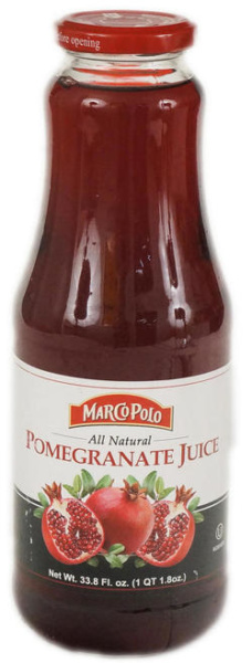 MarcoPolo Pomegranate Juice