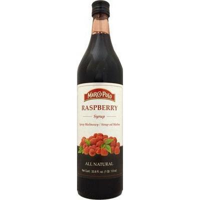 Marcopolo Raspberry Syrup