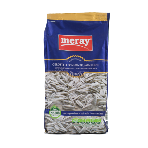 Meray Extra Salted Sunflower Seeds