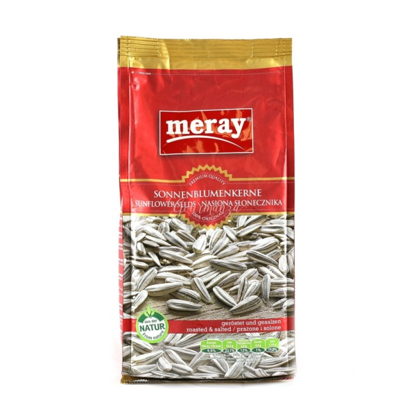 Meray Salted Sunflower Seeds