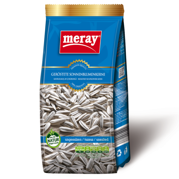 Meray Unsalted Sunflower Seeds