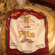 Middle East Bakery White Pita Bread