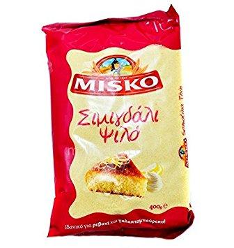 Misko Semolina Fine