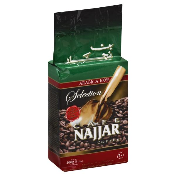 Najjar Turkish Cardamon Coffee