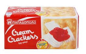 Papadopoulos Crackers