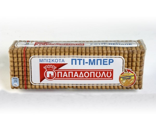 Papadopoulos Tea Biscuit