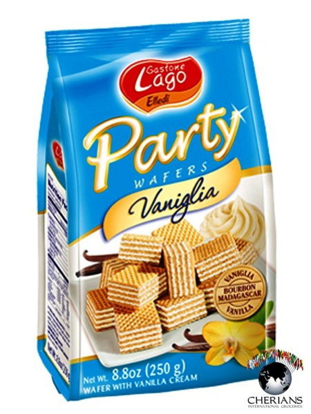 Party Wafers Vaniglia