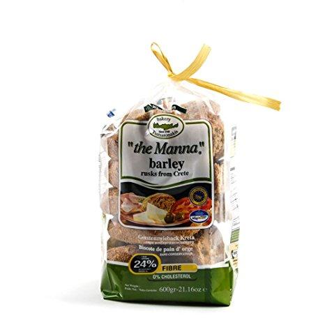 The Manna Barley