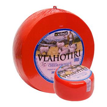 Vlahotiri Cheese