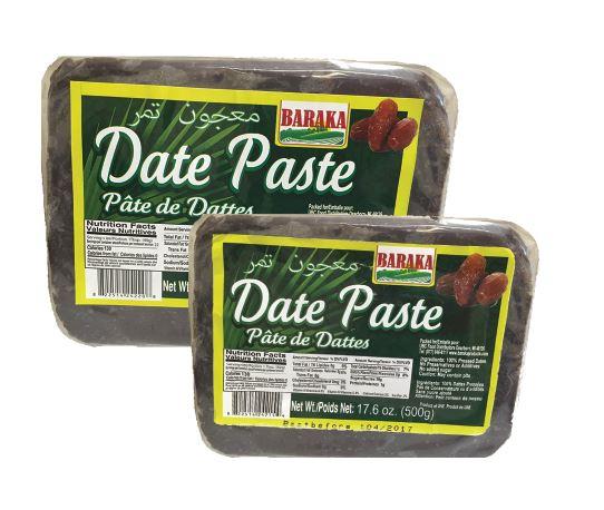 Baraka Date Paste