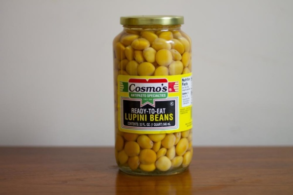 Cosmo's Lupini Beans