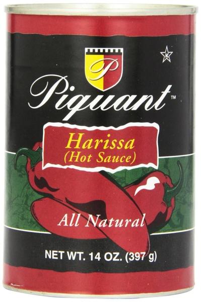 Piquant Harissa Hot sauce